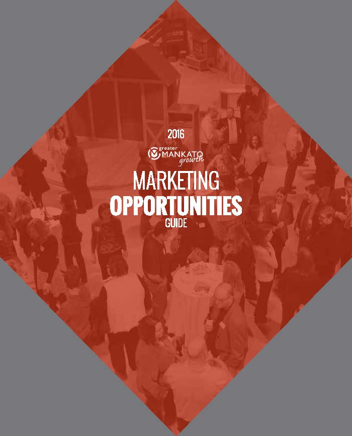 2016 GMG Marketing Opportunities Guide