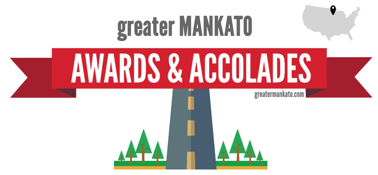 Greater Mankato Awards & Accolades