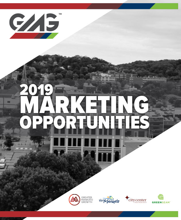 2019 Marketing Opportunities Booklet