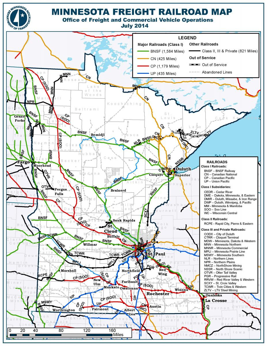 Transportation In And Around Greater Mankato  Greater