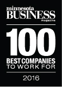 Thriveon on the 100 Best Places to Work List