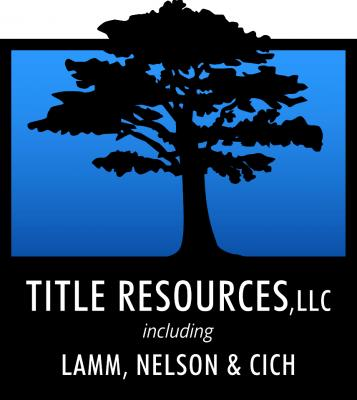 Title Resources with Lamm, Nelson and Cich