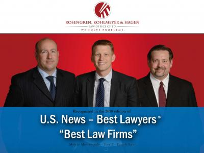 Roko Law Recognized in U S  News & World Report - Best Lawyers